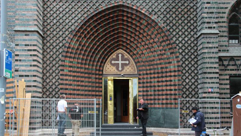 Oplevering fase 1 De Kerk