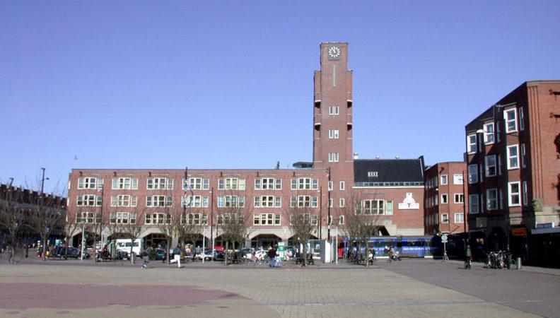 Reconstructie Mercatorplein, Amsterdam