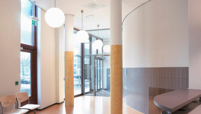 Politiebureau Mijnsherenlaan, Rotterdam