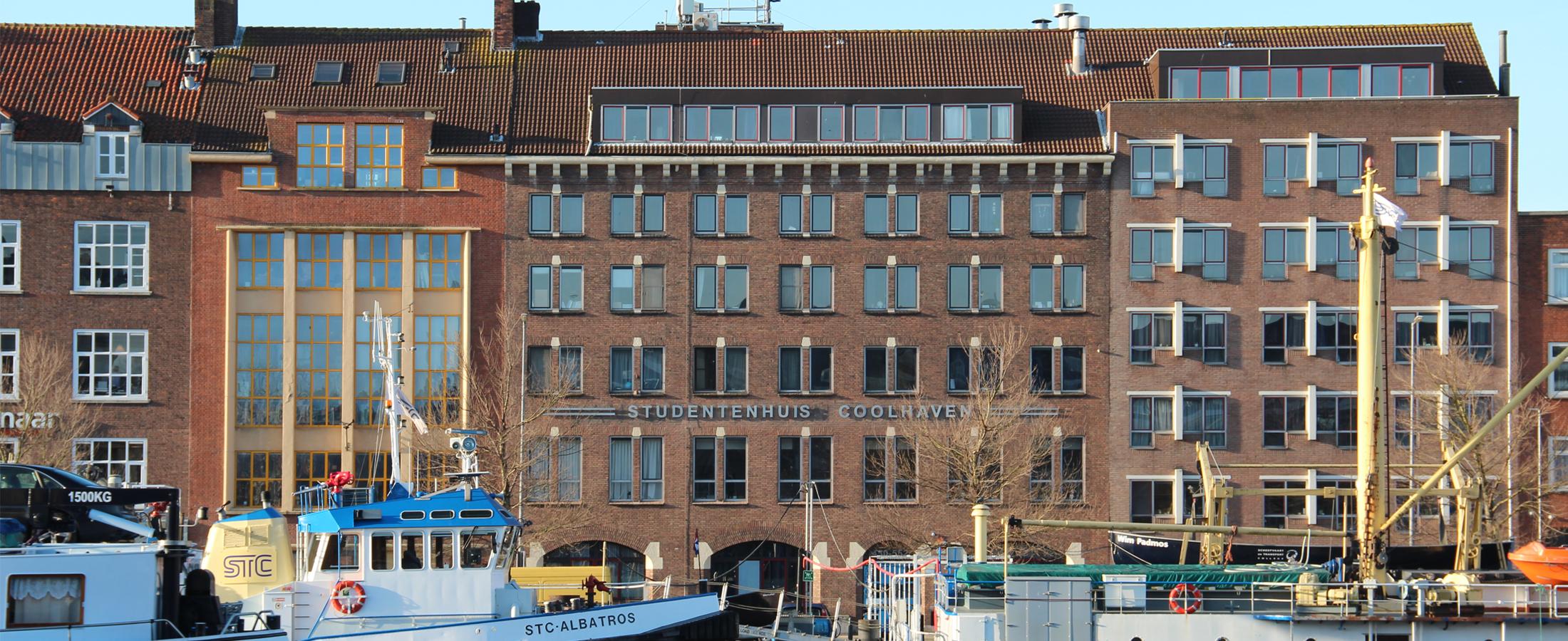Coolhavengebouw, Rotterdam
