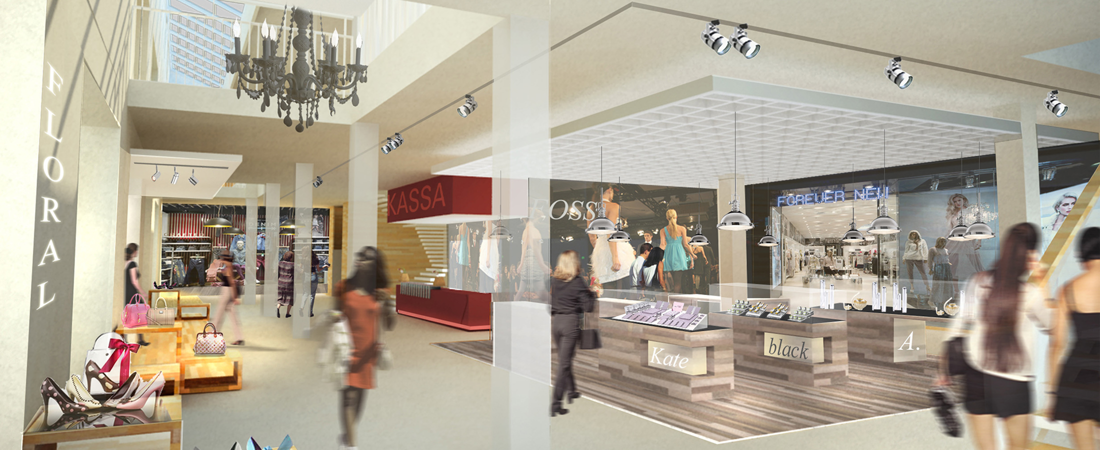 Fashion Outlet Store, Oude Passage Schiedam