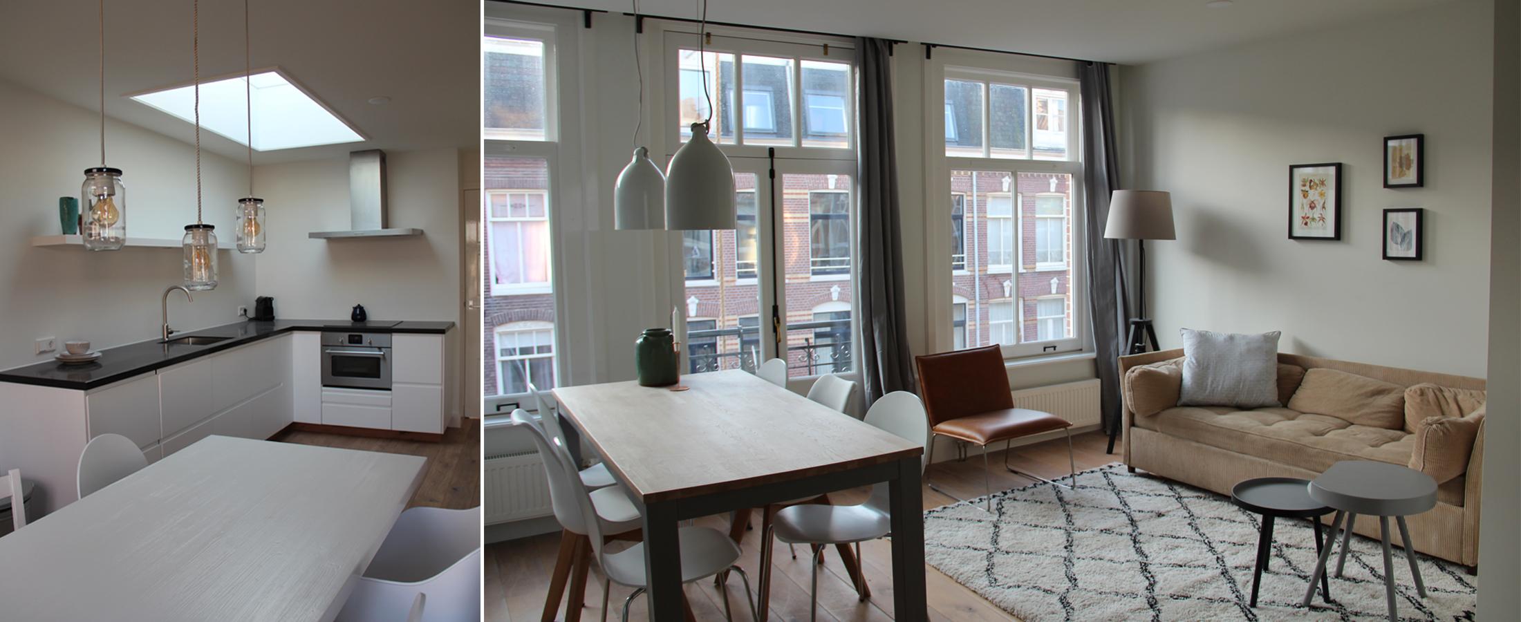 Appartementen Kanaalstraat, Amsterdam