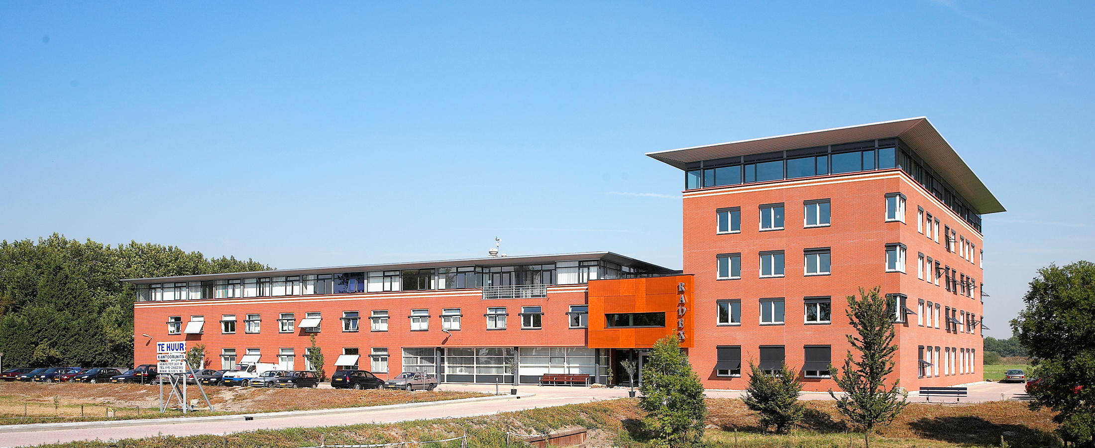 Radex Innovation Centre, Delft