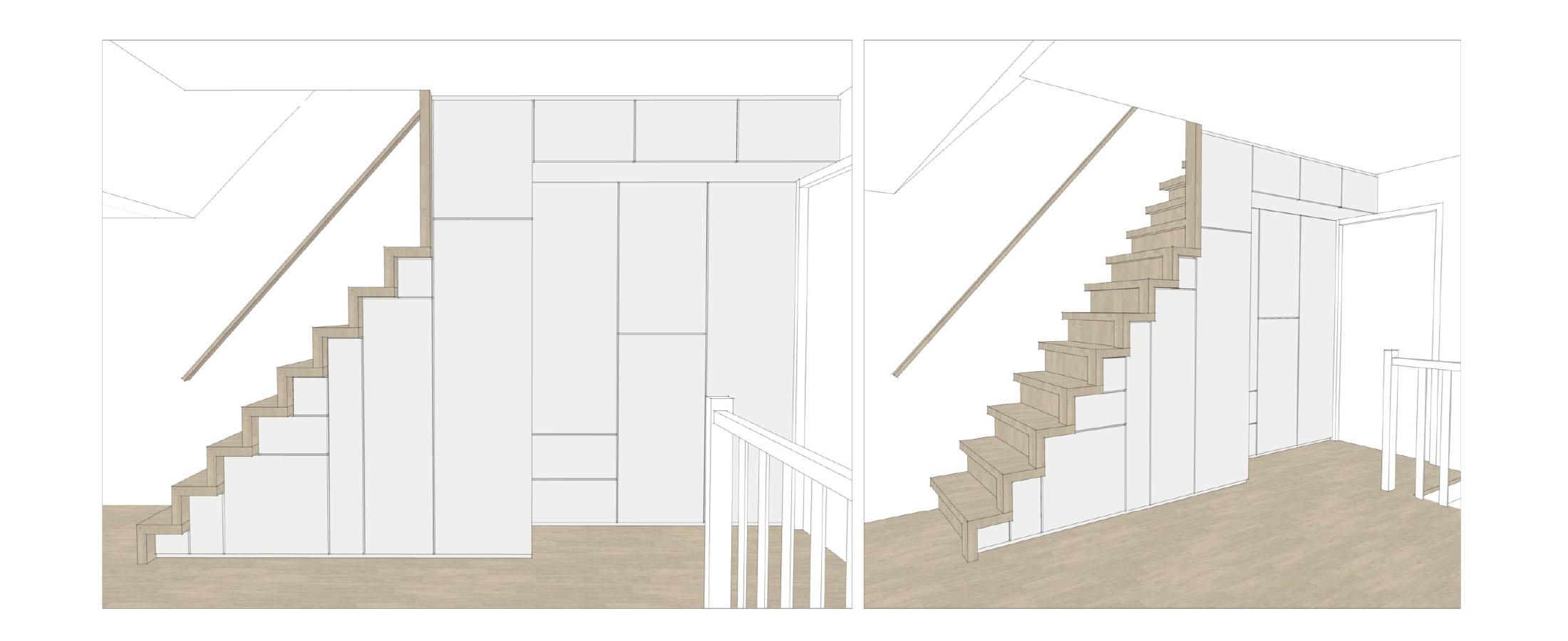 Verbouwing Villa Bloemcamplaan, Wassenaar